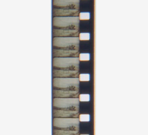 Regular 8mm Film